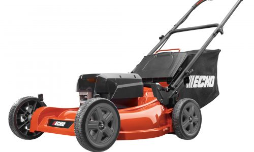 Echo Electric lawn mower cordless Houghton Hancock Dodgeville Calumet Keweenaw Abe supply